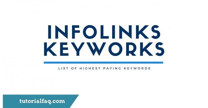 infolinks keywords