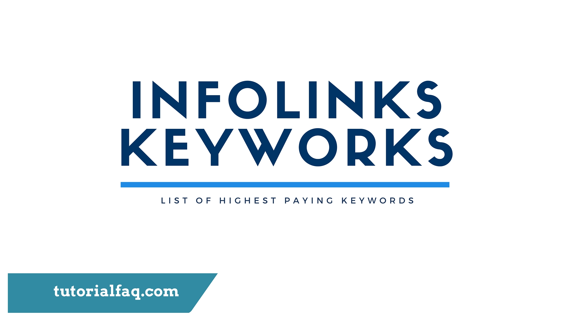 infolinks keywords