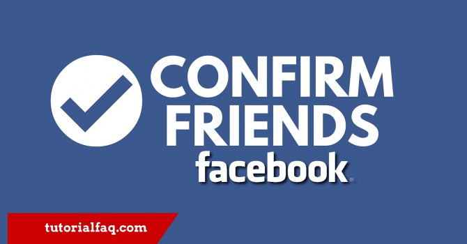 confirm all Facebook friends