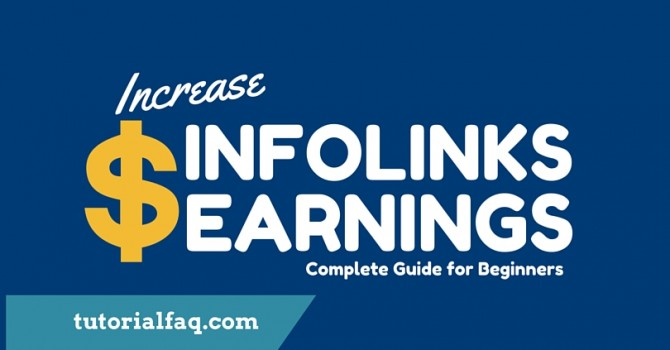increase your infolinks earnings