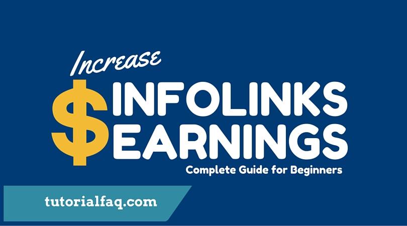 increase your infolinks earnings