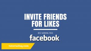like a facebook fanpage