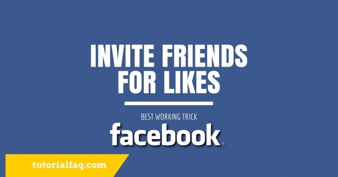 like a facebook fanpage