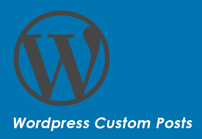 How to register a custom post type on Wordpress