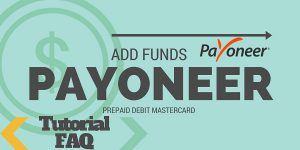 Add funds to Payoneer Card