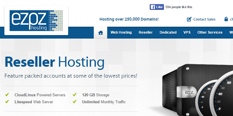 Skrill Web Hosting