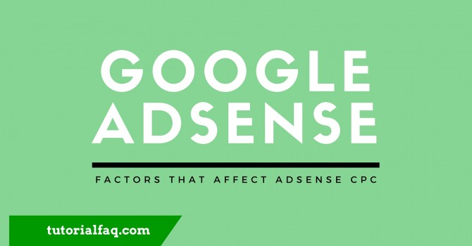 Affect Google Adsense