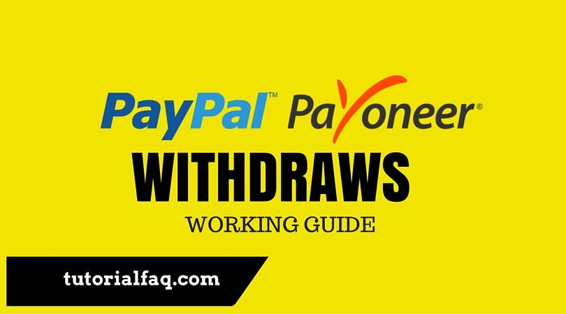 Paypal to Payoneer