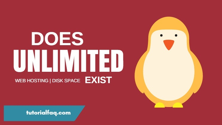 The Myth behind Unlimited Bandwidth and Disk Space ...