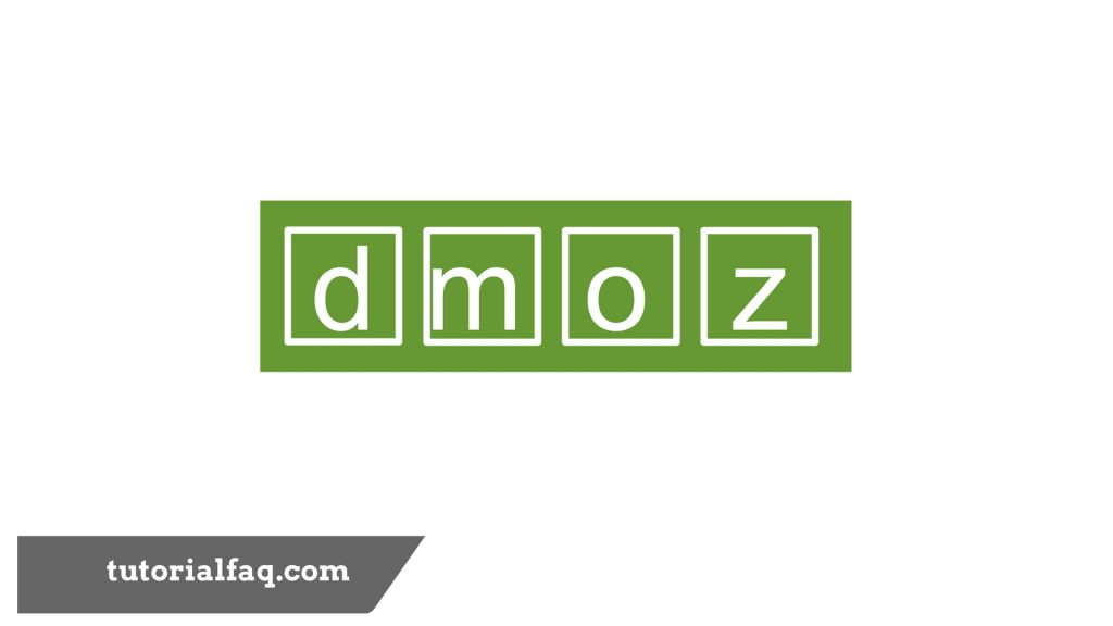 Getting Listed on DMOZ
